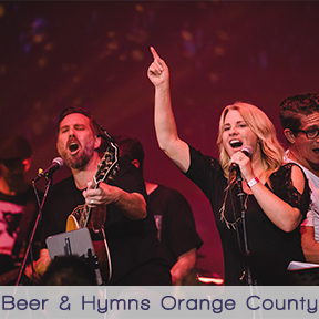 WGF Beer & Hymns Orange County