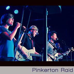 WGF Pinkerton Raid
