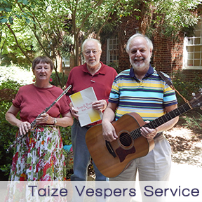 WGF Taize Vespers Service
