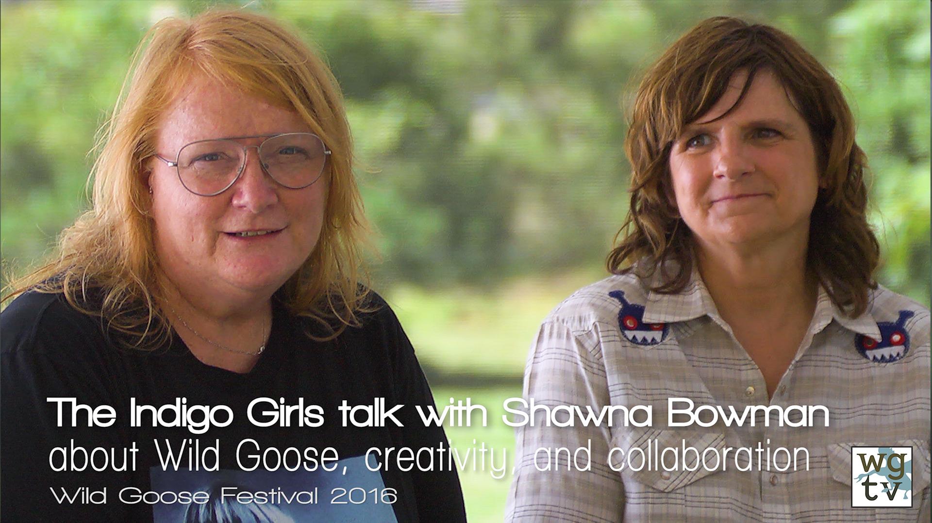 The Indigo Girls with Shawna Bowman