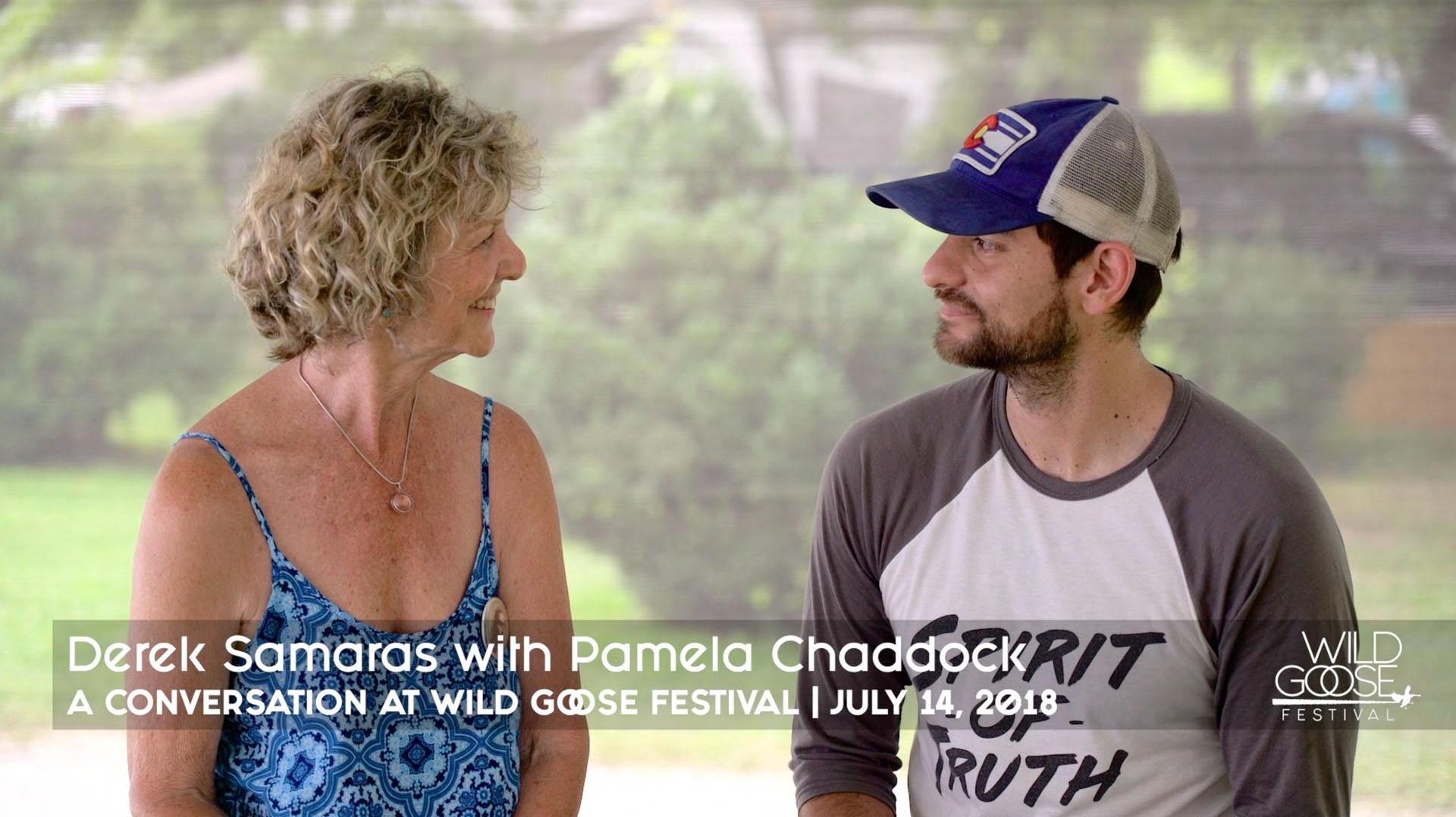 Derek Samaras & Pamela Chaddock